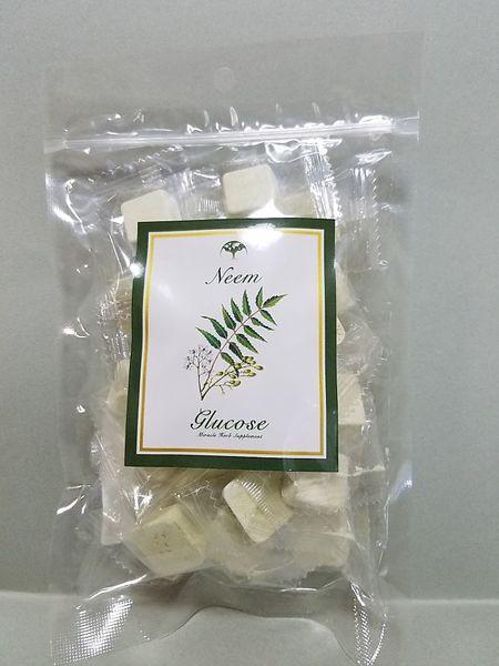 ニームパウダー入りぶどう糖サプリメント 25個入