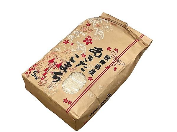秋田県産 福寿米 あきたこまち 精米5kg