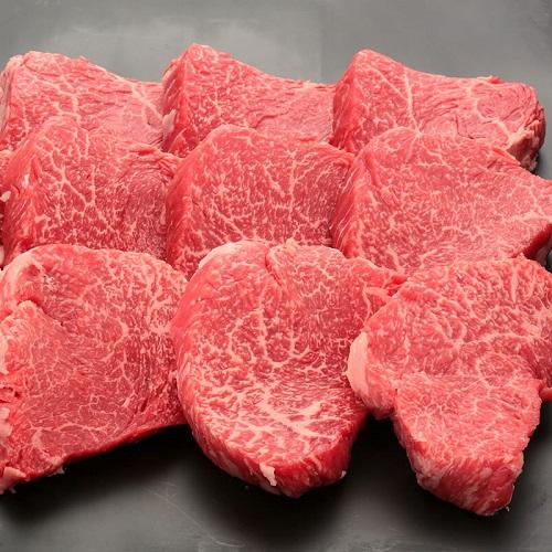 九州産黒毛和牛モモステーキ