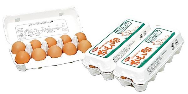 【純国産鶏もみじ卵】赤玉大10個入り×3パック