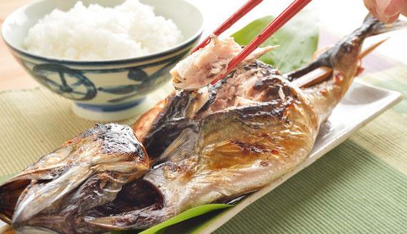 焼き鯖(Lサイズ ノルウェー産) 1本