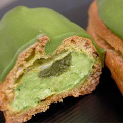 T-eclair(京抹茶エクレール)