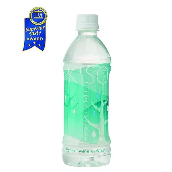 天然湧水KISO ウォーターツリーラベル 500ml (20本)