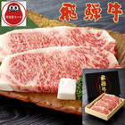 飛騨牛5等級サーロインステーキ(200g×4)