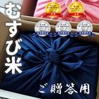 農家直送★食味コンクール受賞 ギフト米むすび米 5kg 風呂敷包み