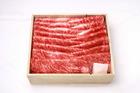 国産黒毛和牛 リブ・サーロインすき焼