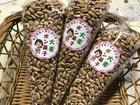 【送料無料】昔懐かしいポン菓子 めずらしい大麦(丸麦)のポン菓子5本セット