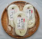 なかぶ庵手延べうどん(半生タイプ)250g(2~3食用)×3袋