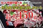 【選べる】熊本肥育特選馬刺しセットB【冷凍発送】