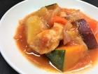 鶏肉と野菜のラタトゥーユ