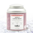 SUKI TEA(スキティー)アップルラブズミント<ティー缶>