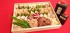京の料理の味「京・丹波赤どり」1.5Kg 特製すき焼割下・特製唐揚タレ付