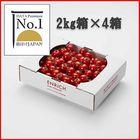 データプレミアムNo.1 ENRICHIミニトマト2kg4箱