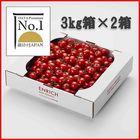 データプレミアムNo.1 ENRICHIミニトマト3kg2箱