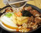これからの季節身体が求める【元祖生姜鍋】野菜付セット(2~3人前)