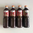 【創業40年】大阪 お好み焼き 狸狸亭のお好み焼きソース1L×3本と超辛ソース1L×1本セット