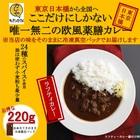 <東京日本橋 唯一無二の欧風薬膳カレー> ラフティーカレー220g×5食セット