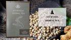 生姜とコリアンダーシードのAyurveda Herbal tea
