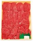 【送料無料】長崎和牛ヘルシー赤身カルビ焼肉用400g