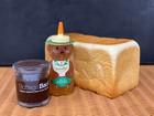 アリーナ食パンとチョコスプレット&はちみつセット