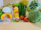 焼き野菜+サラダ野菜セット