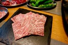 A5ランクBMS10以上 豊作和牛【上ロース焼肉用】2pcセット:600g(冷凍)【送料無料】
