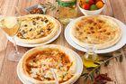 【送料無料】リストランテマッサ監修 3種のこだわりナポリ風ピッツァ