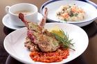 おうちレストランセット【骨付きラム肉の香草パン粉焼き】~調理開始から30分でいつもの食卓が本格レストランに~【送料無料】