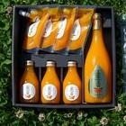 【有田産】大ちゃんの畑農園 【濃厚みかんジュースと4種マーマレード】バラエティーギフトセット