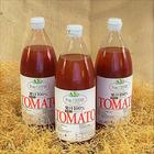 お試し期間限定お試し 完熟トマトを使用 無添加 果汁100% 濃厚で甘い 手作りトマトジュース 1000ml×3本