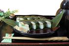 高菜焼き鯖棒寿司