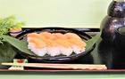 サーモン棒寿司