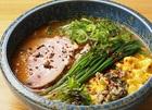 【冷凍セット商品】元気のでるみそラーメン(4人前)冷凍麺エコ包装&行者にんにく+チャーシュー