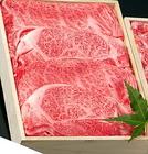 元祖マイナスイオン電子肉 進物用松阪牛ロース肩ロース1kg