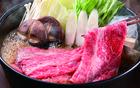 飯村牛A5ランク すき焼き用 薄切りロース 1200g(5~7人前)【トレー】