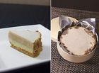 ほうじ茶ムースケーキ