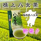 福岡県八女産 極上八女茶 100g・2本 送料全国一律250円