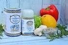 有機 カマルグ産の塩とプロヴァンスのハーブ