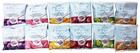 チアシード蒟蒻ゼリー 6種ミックスセット(ぶどう、もも、りんご、瀬戸内レモン、有田みかん、マンゴー×各2袋)