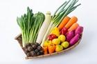 【送料無料】情熱おまかせ野菜7品・果物1品セット計8品 北海道・沖縄・離島配送不可