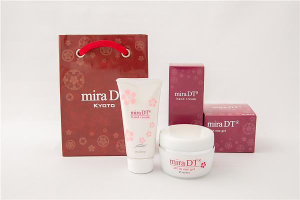 miraDT8ハンドクリーム