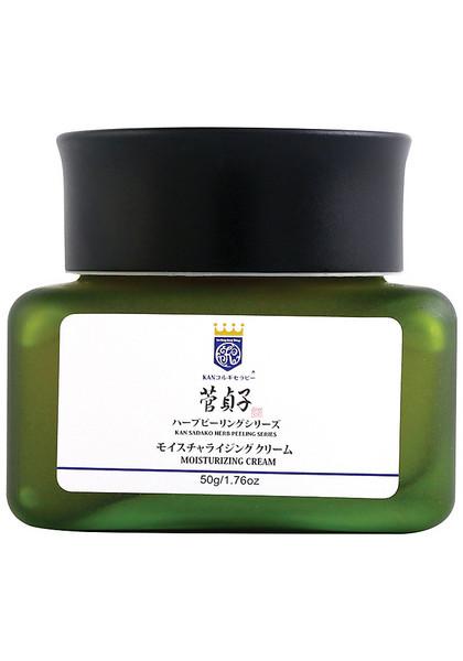 【送料無料】菅貞子ハーブピーリングシリーズ モイスチャライジングクリーム