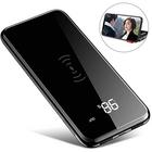 【送料無料】E-gogo モバイルバッテリー ワイヤレス充電 無線充電器 スタンド機能付