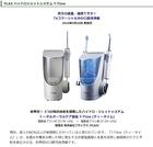 FLAX ハイドロジェットシステム T-Time(ティータイム) 電動歯ブラシ無し 〈FLTM-19N〉