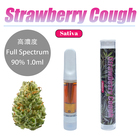 """【送料無料】プレミアムCBD リキッド """"Strawberry Cough"""" 90% 1.0ml"""