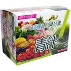 82種の野菜酵素 フルーツ青汁 3g×25スティック 植物性乳酸菌入り!美味しくて飲みやすい♪簡単・お手軽に緑黄色野菜を摂取!