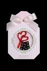 美アップシール20粒 クリスタル10粒 マルチカラー(おまかせカラー)10粒 プレゼント包装