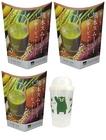 【送料無料】くまもとスムージー マイルド レギュラー 14包×3箱(くまモンシェーカー付き)