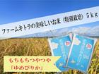減農薬 特別栽培米 ゆめぴりか5Kg