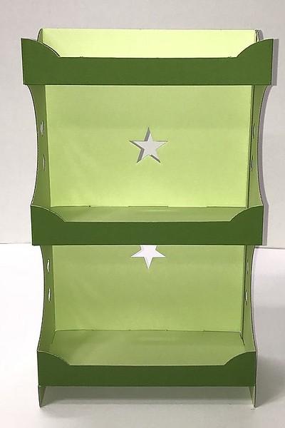 『LUCKラック』 緑色/日和色